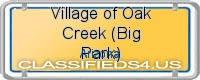 Village of Oak Creek (Big Park) board